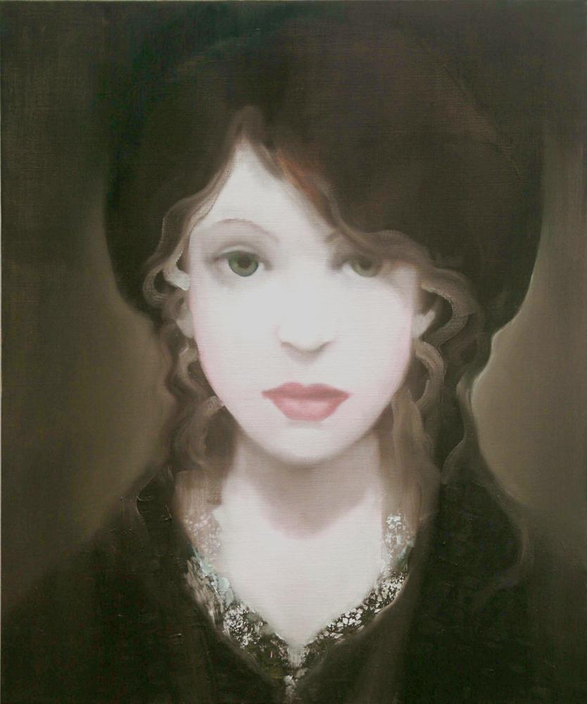 Galerie Delfi Form, De blik, 100x70 cm, verkocht