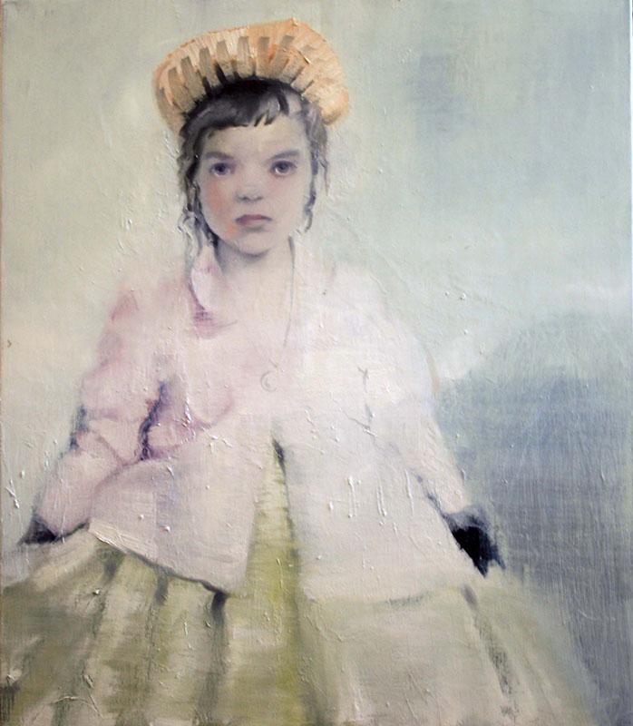 Galerie Delfi Form, Showtime, schilderij 140x120 cm, verkocht