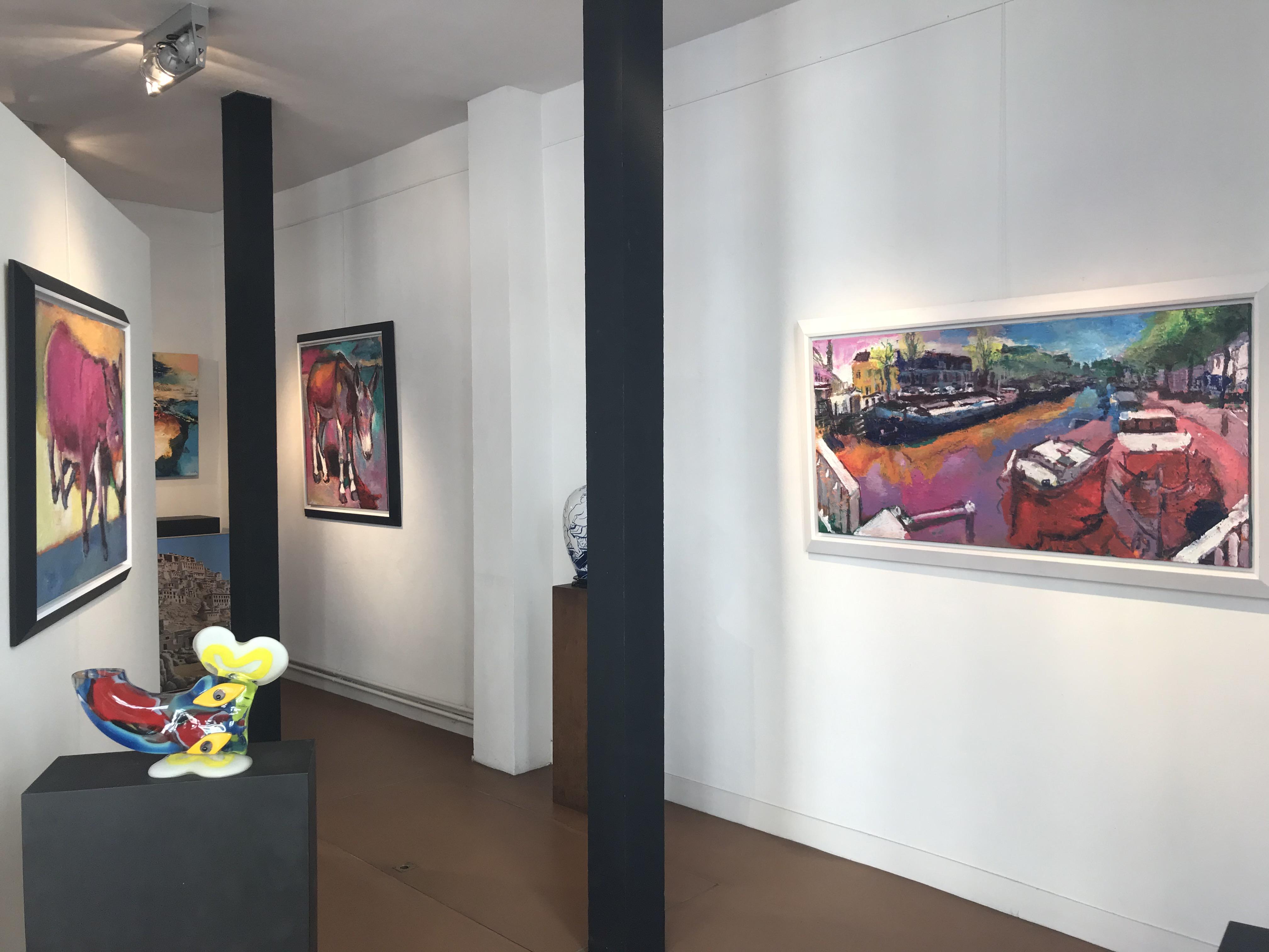 schilderijen Michael Buter