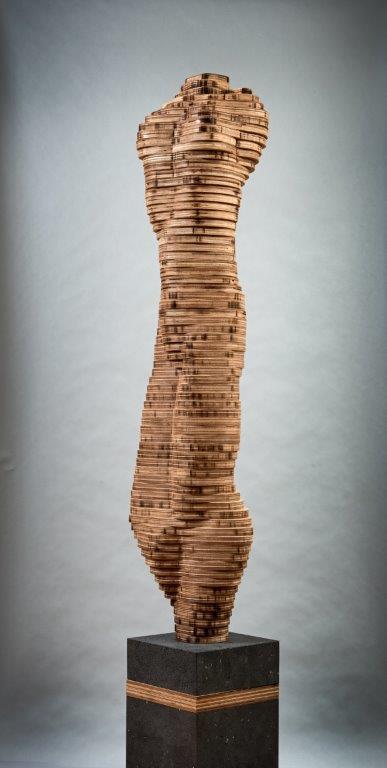 Classico, beeld 194 cm hoog