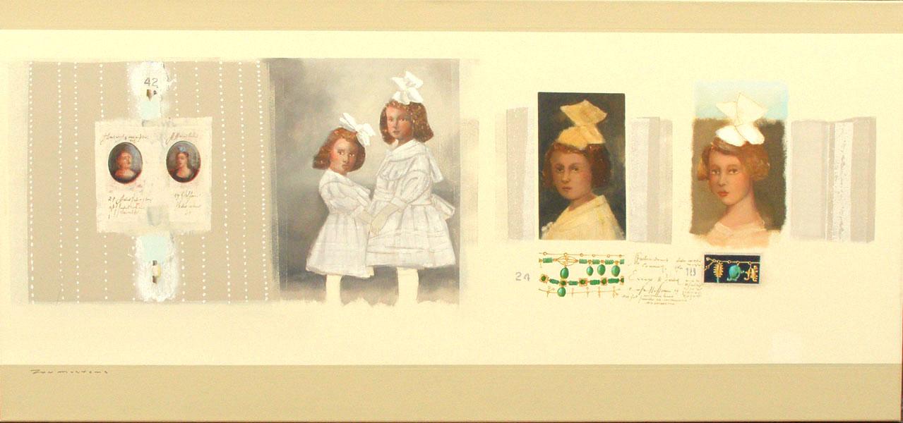 49 Hester, schilderij 70 x 140 cm