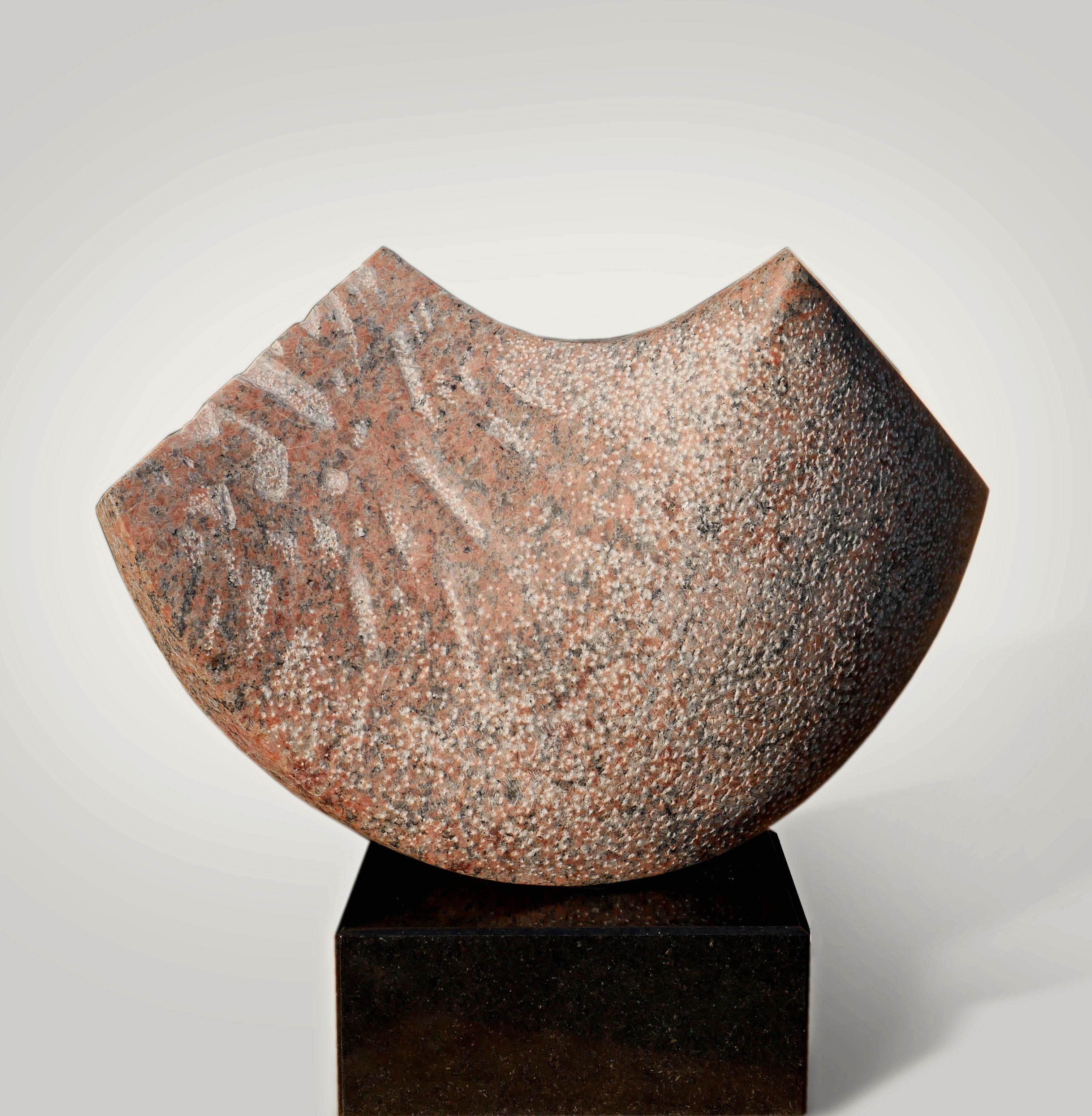 De Droom, graniet 28x31x12 cm, verkocht
