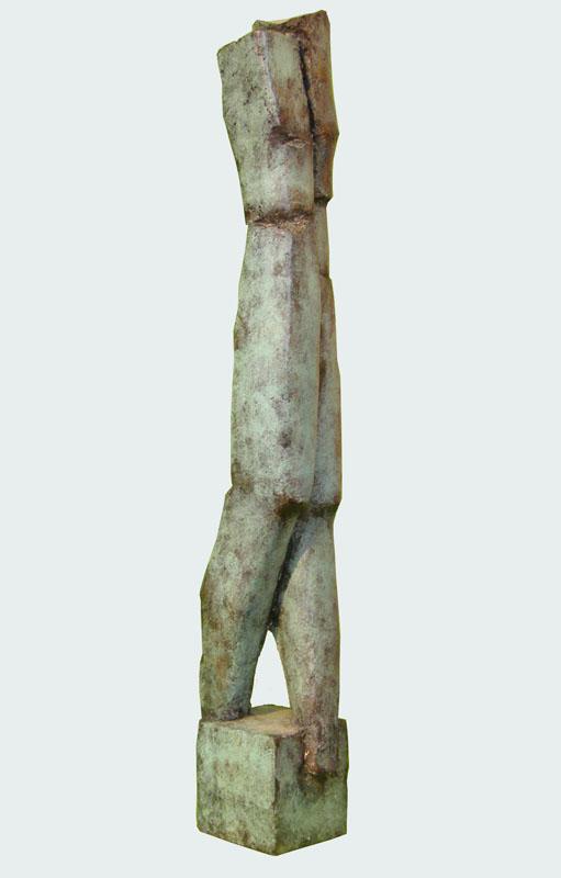 Loper, brons