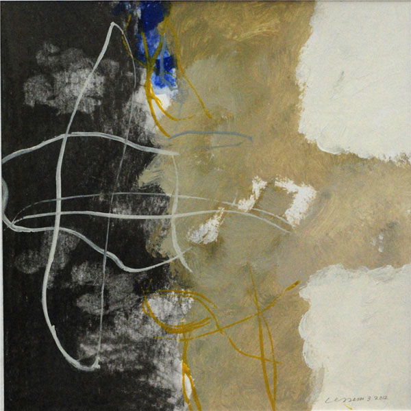 Galerie Delfi Form, schilderij 26x26 cm