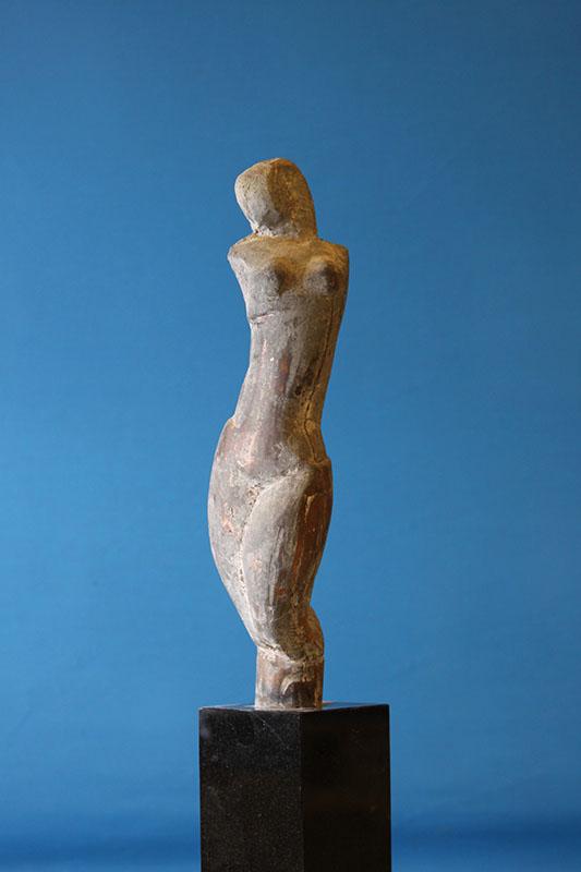 'Pride' beeld van brons 56 cm hoog